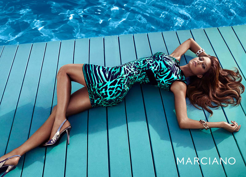 Guess By Marciano Fall Winter 2013 Campaign