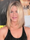Jennifer Aniston Beige Blonde Hair Color