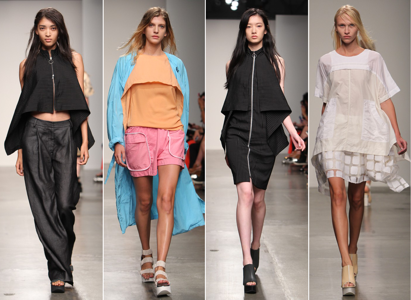 Jeremy Laing Spring 2014 Collection