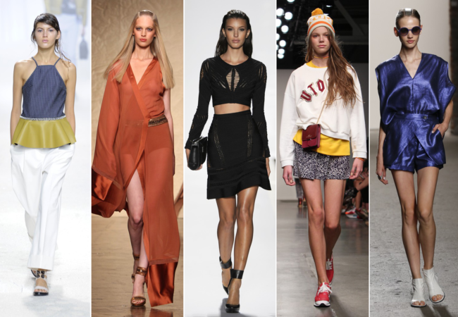 NYFW Spring 2014: Tribal Urban Collections