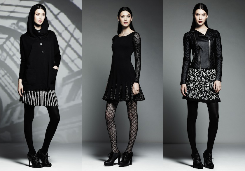 Skirt Outfits From Catherine Malandrino For Kohl's Collection