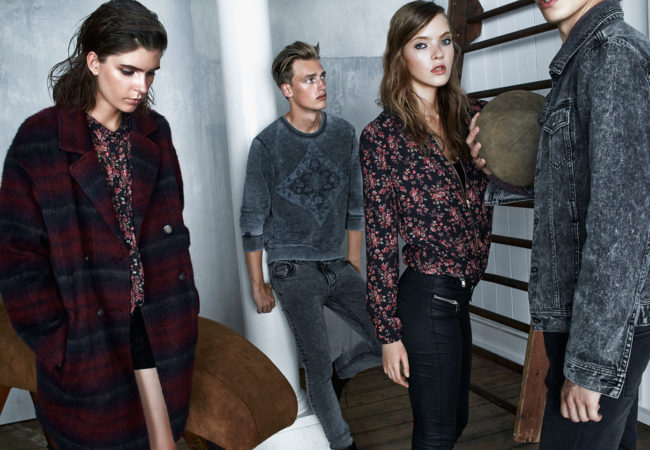 Pull & Bear Fall 2013 Campaign