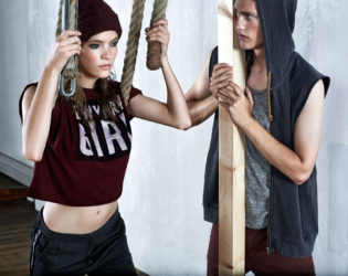 The Pull   Bear Fall  Campaign Shot