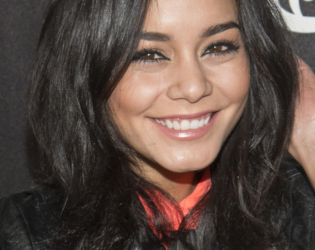 Vanessa Hudgens Brunette Hair Color