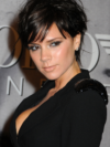 Victoria Beckham Long Face Shape Pixie Hair Style