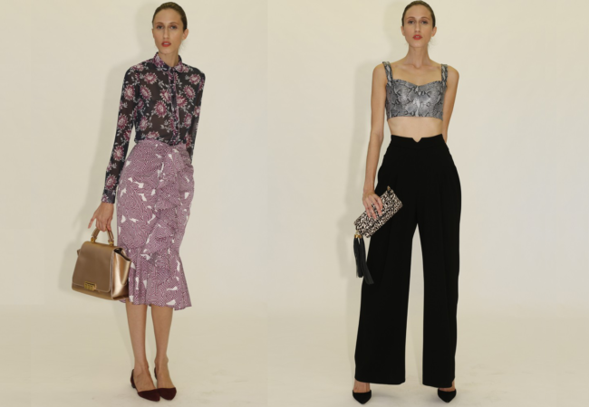 Zac Zac Posen Spring 2014 Collection