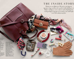 Accessorize Winter 2013 Lookbook