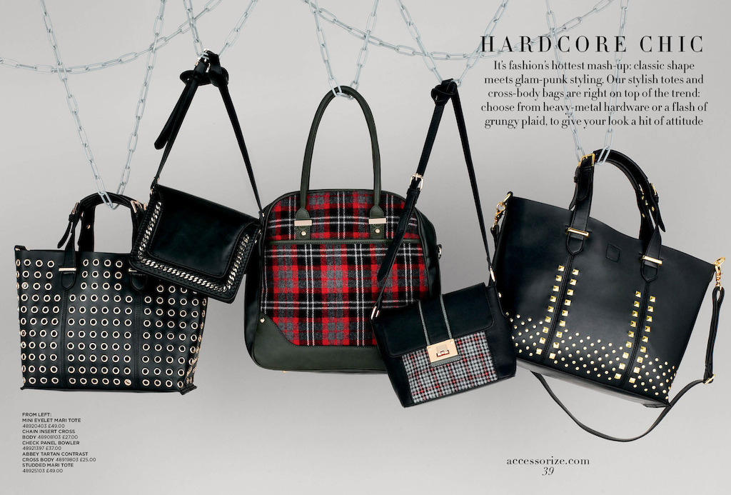 Autumnal Bags By Accessorize 2013