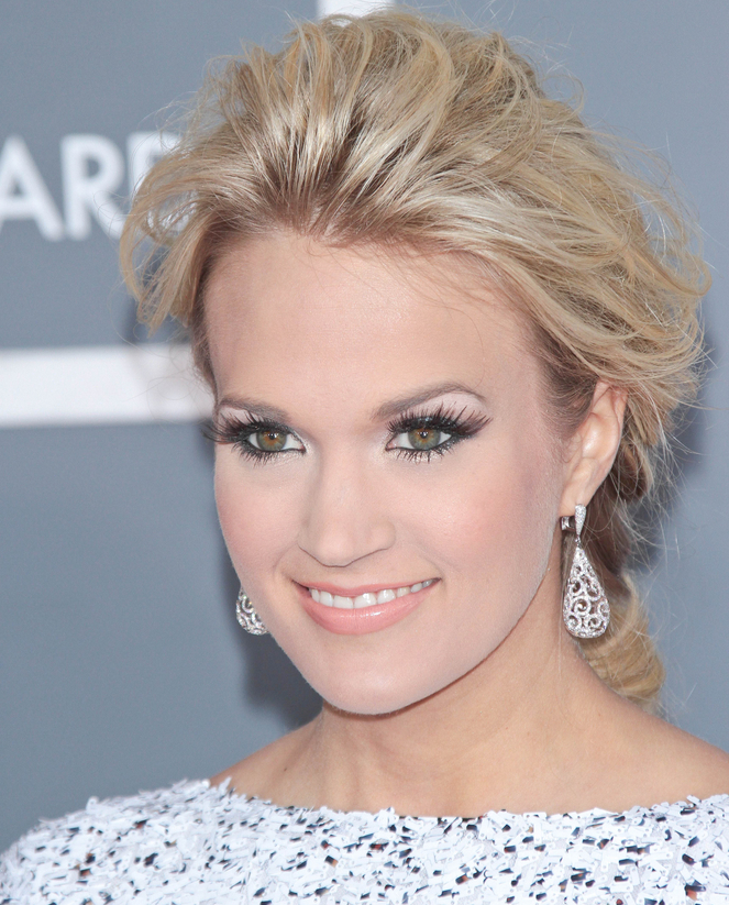 Pictures Best Carrie Underwood Hairstyles Carrie Underwood