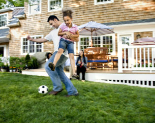 Facts About Men Playing With Children