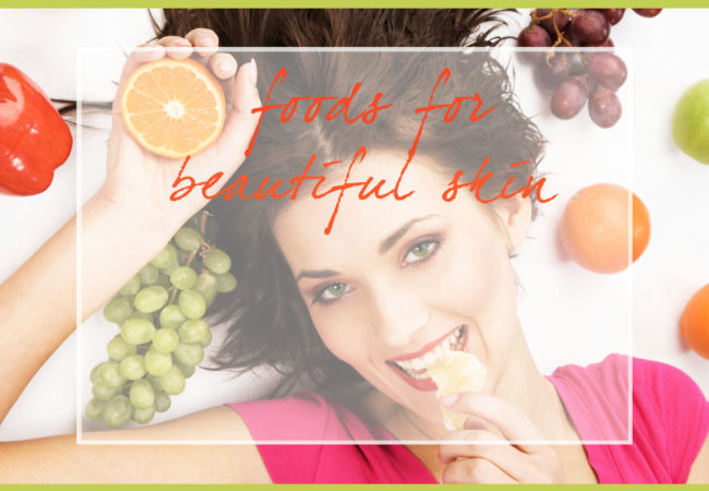 7 Foods That Make You Pretty