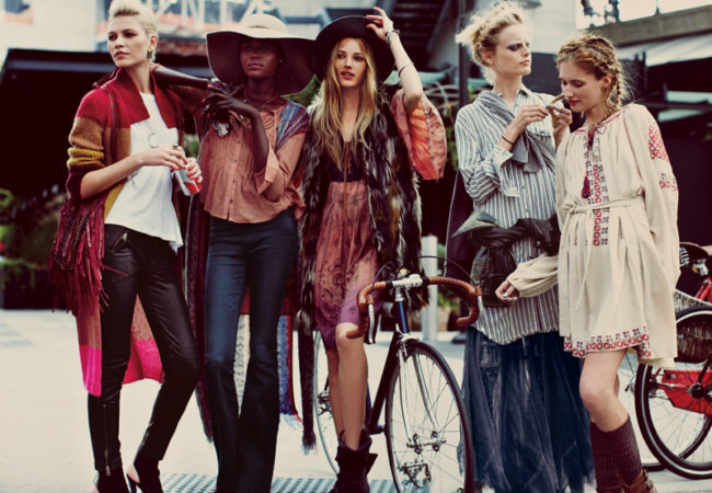 Free People September 2013 Catalog