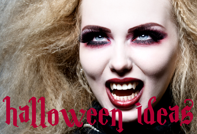 Halloween Makeup Ideas and Looks