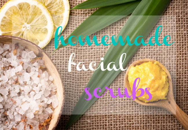 How to Make the Best Facial Scrub for Skin Type