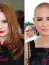 Karen Gillan Hair Makeover 2013