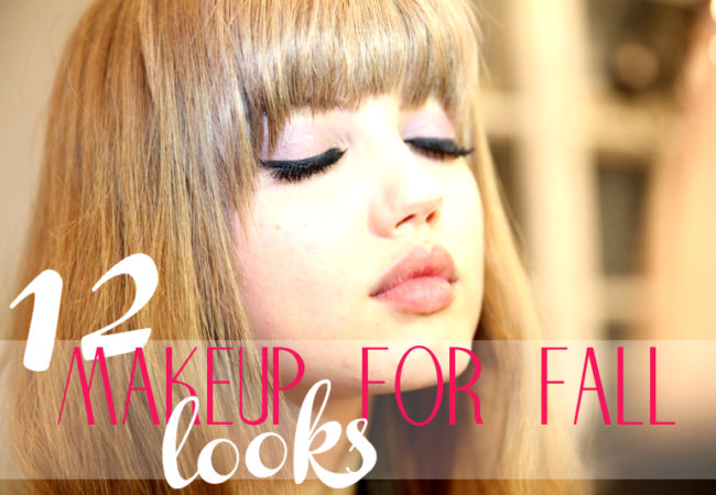 12 Makeup Looks to Wear this Fall