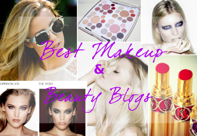 Best Makeup and Beauty Blogs of 2013
