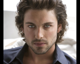 Natural Long Curly Hairstyles For Men