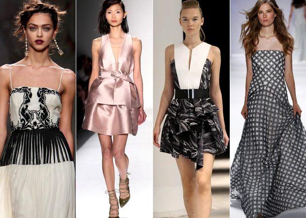 NYFW Spring 2014: Modern Feminine Collections