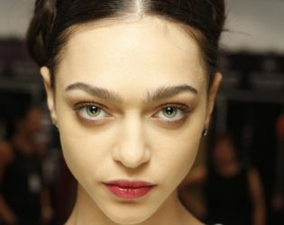 Red Tone Lips  Trend Ss 2014