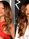 Rihanna Hair Makeover 2013