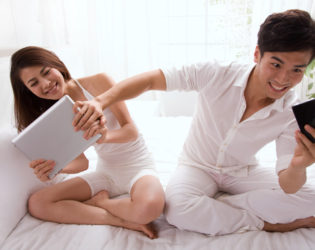 Turning Point Moments In A Relationship