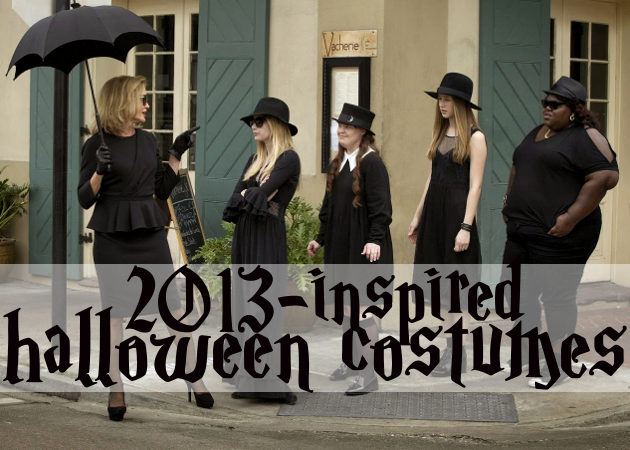 2013 Pop Culture Inspired Halloween Costume Ideas