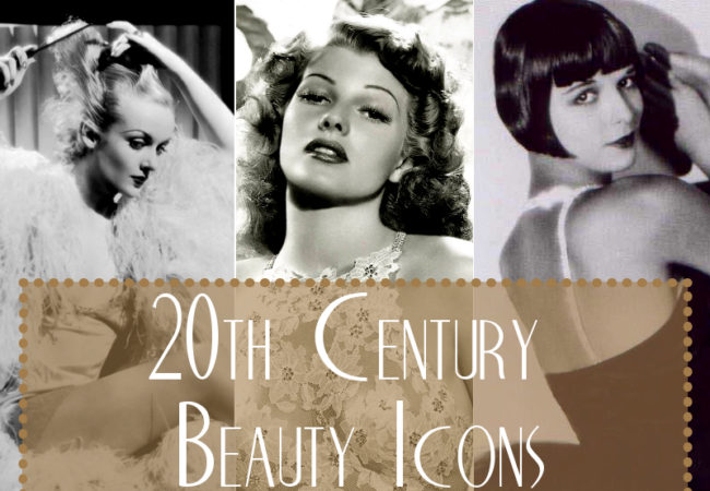 10 Beauty Icons of the 20th Century