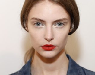 Berry Lips Trend Spring 2014 (1)