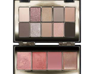 Bobbi Brown Twilight Pink Lip And Eye Palette Holiday 2013