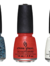 China Glaze Holiglaze 2013