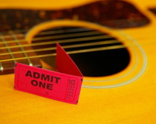 Concert Tickets For A Date