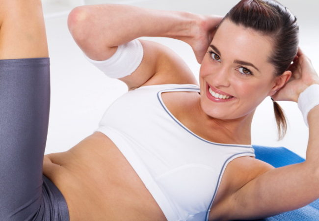Easy Exercises to Reduce Belly Fat