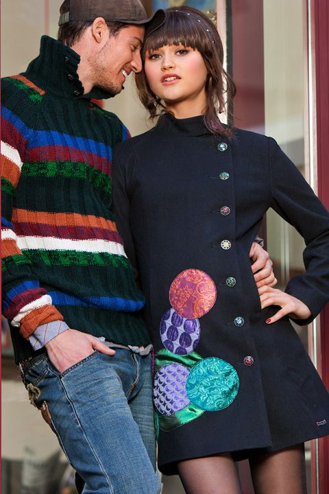 Desigual Fall 2013 Collection (10)
