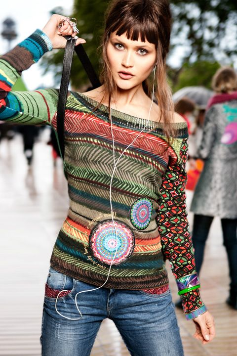 Desigual Fall 2013 Collection (4)