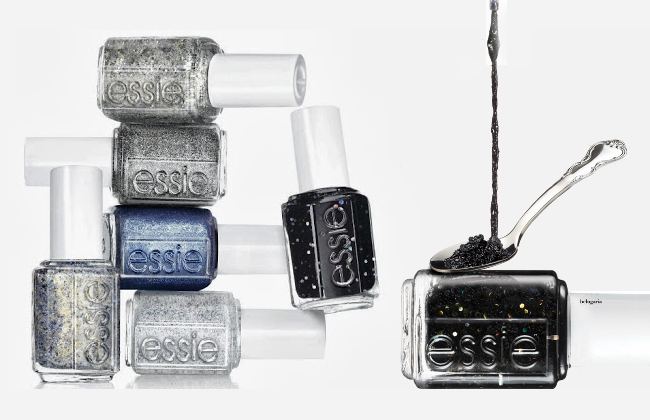 Essie Encrusted Treasures Holiday 2013 Nail Polishes