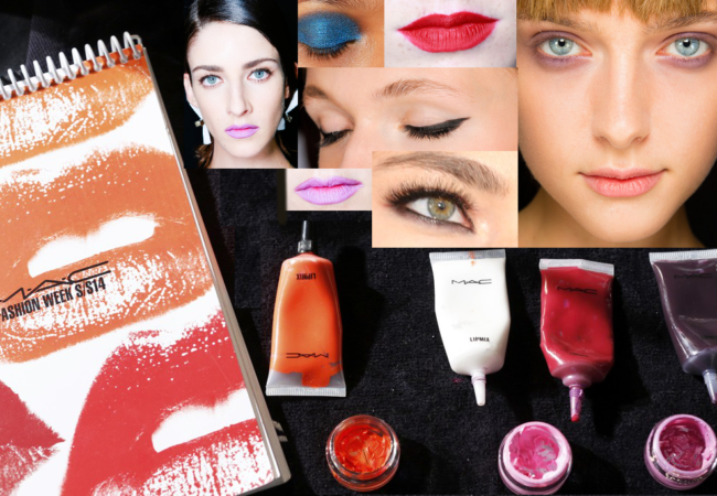 Makeup Trends from Fashion Week Spring 2014