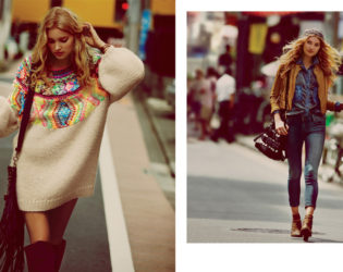 Free People October 2013