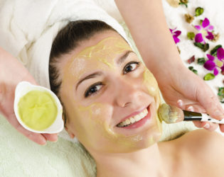 Glycolic Acid Facial Mask