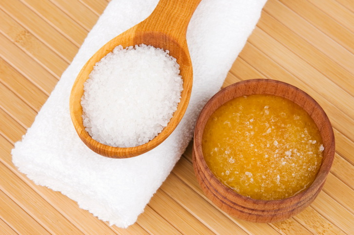 Ingredients For Body Scrubs