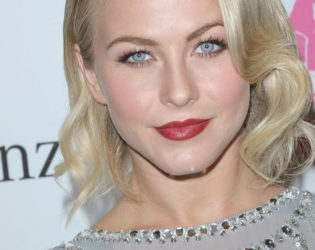 Julliane Hough Blonde Hair Color