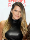 Khloe Kardashian Ombre Hair Color