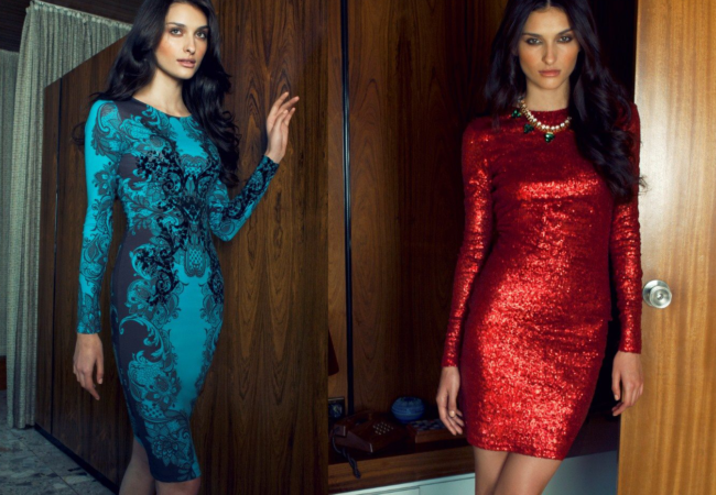 Lipsy London Autumn Winter 2013-2014 Party Dresses