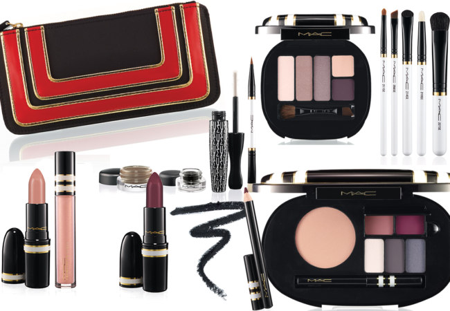 MAC Stroke of Midnight Holiday 2013 Makeup Collection