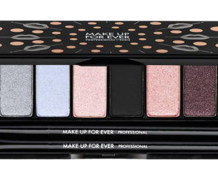 Makeup For Ever Midnight Glow Palette