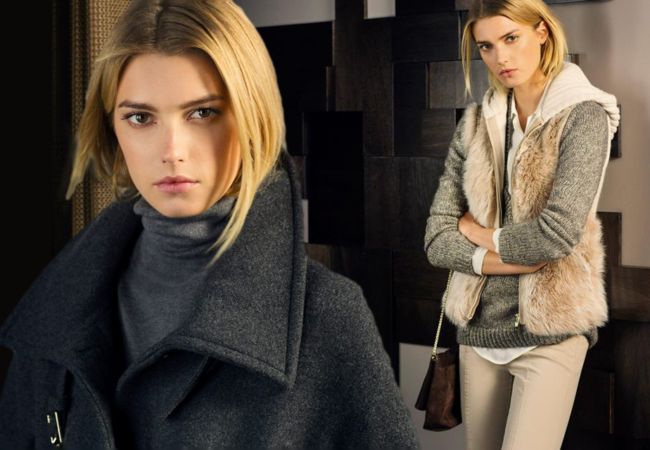 Massimo Dutti October 2013 Lookbook