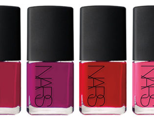 Nars Guy Bourdin Nail Polishes