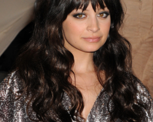 Nicole Richie Blonde To Brunette Celebrity Hair Color