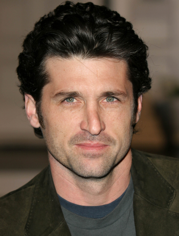 Patrick Dempsey Curly Hair