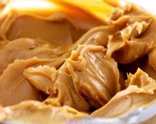 Peanut Butter with High Sugar Content